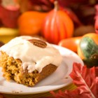 Fall Pumpkin Bars
